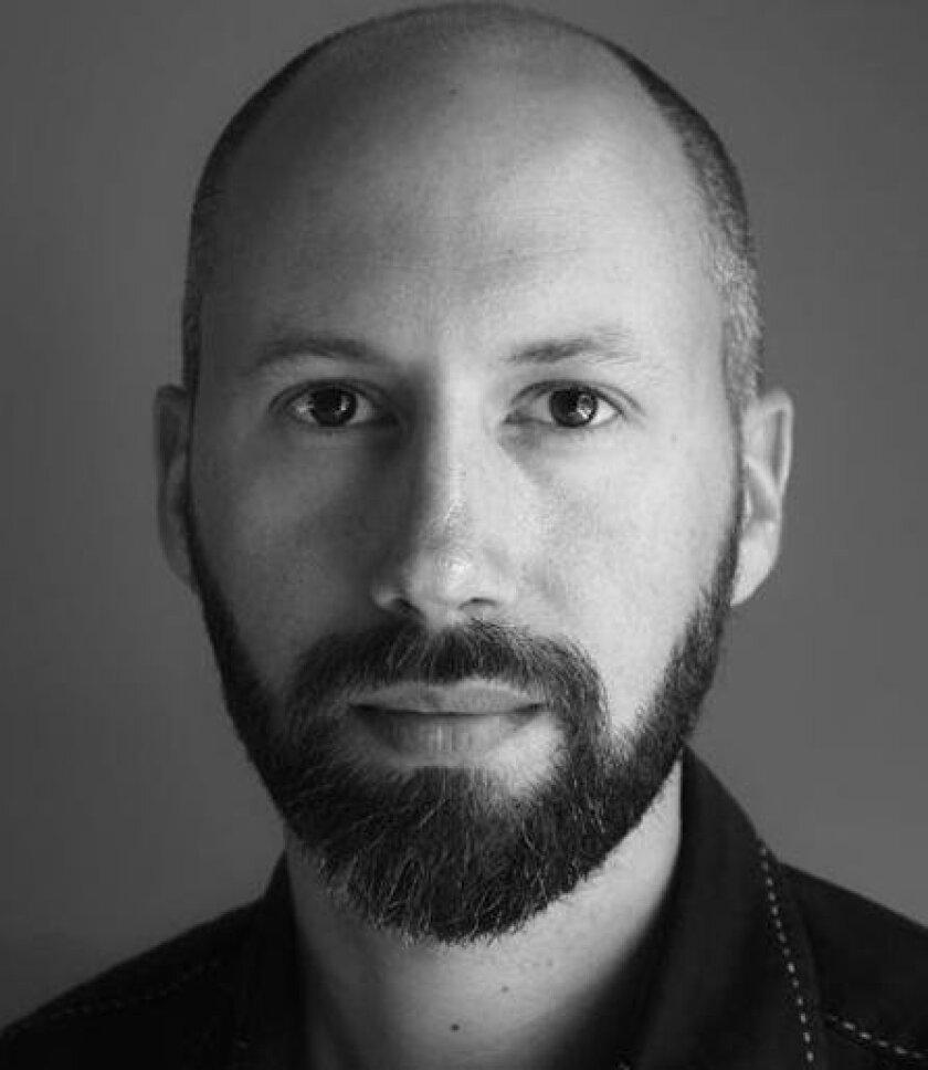 Creative Catalyst winner David Reynoso