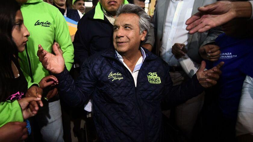 Ecuadorean president