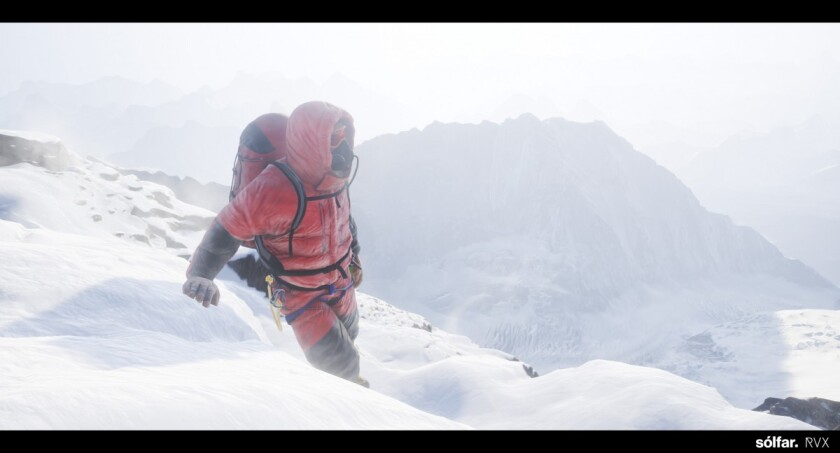 'Everest,' the VR experience