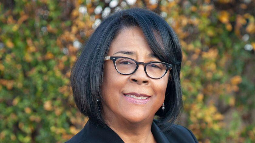 Jan Perry, a former Los Angeles City Council member, is a candidate for Board of Supervisors, Distri