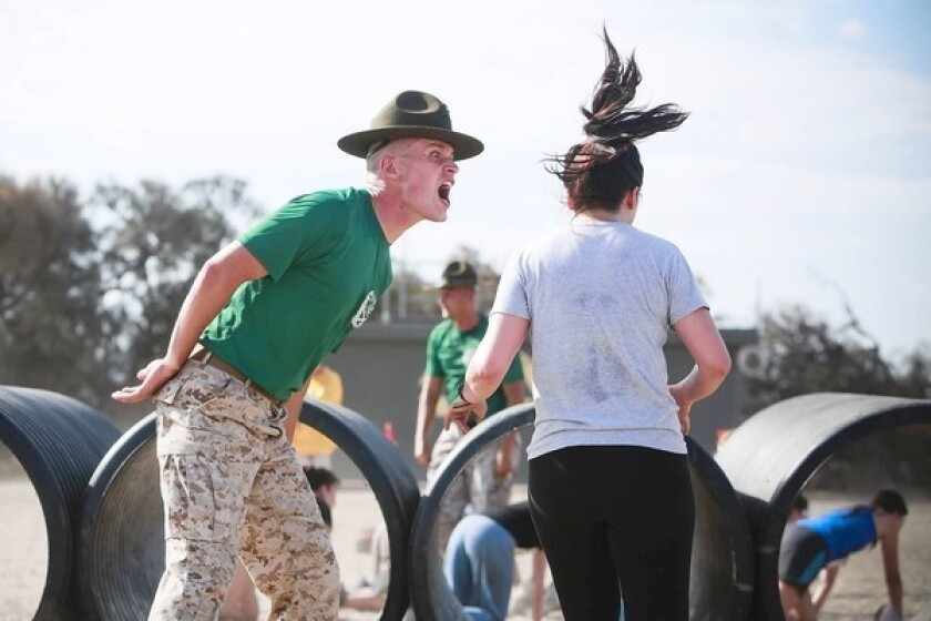 2,000 civilians vie for bragging rights at Boot Camp Challenge