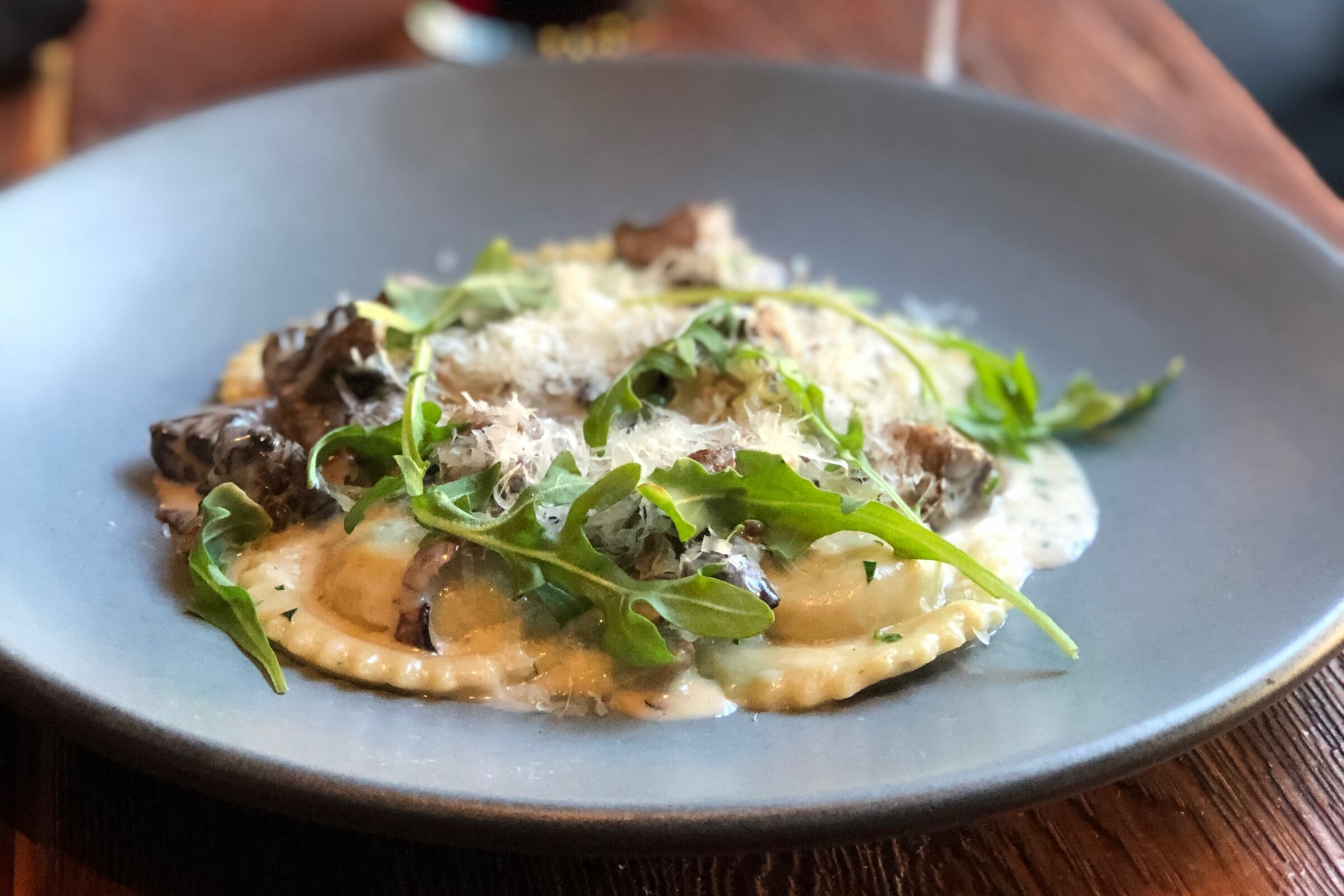 Bankers Hill Bar + Restaurant will fill the hearts, and stomachs, of ravioli lovers on National Ravioli Day.