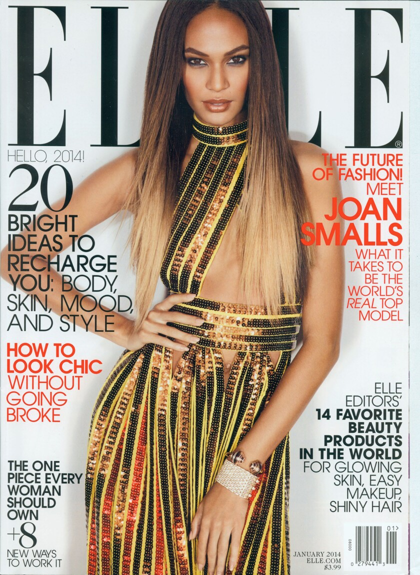 Does the name Joan Smalls ring a bell? If not, it should. Click on.