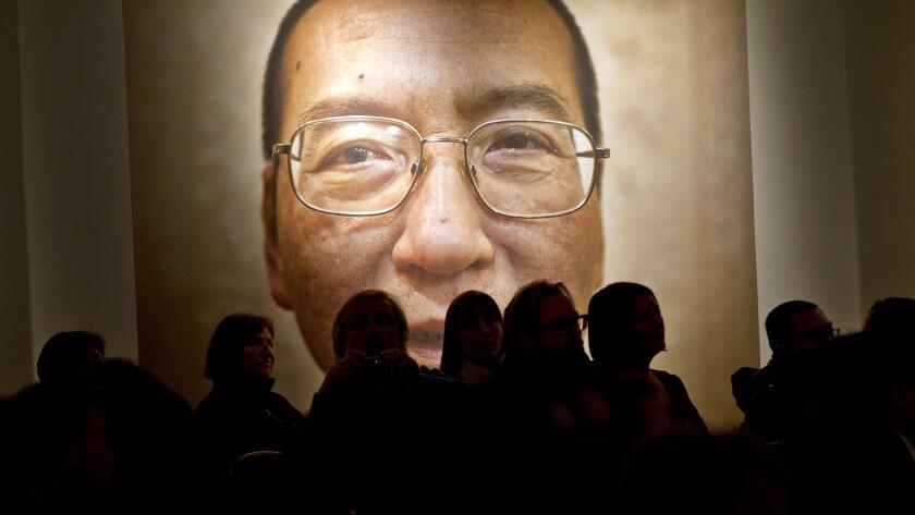 2010: Liu Xiaobo