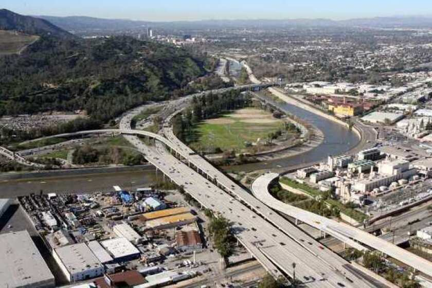 New round of ramp, lane closures announced for Ventura, Golden State freeways