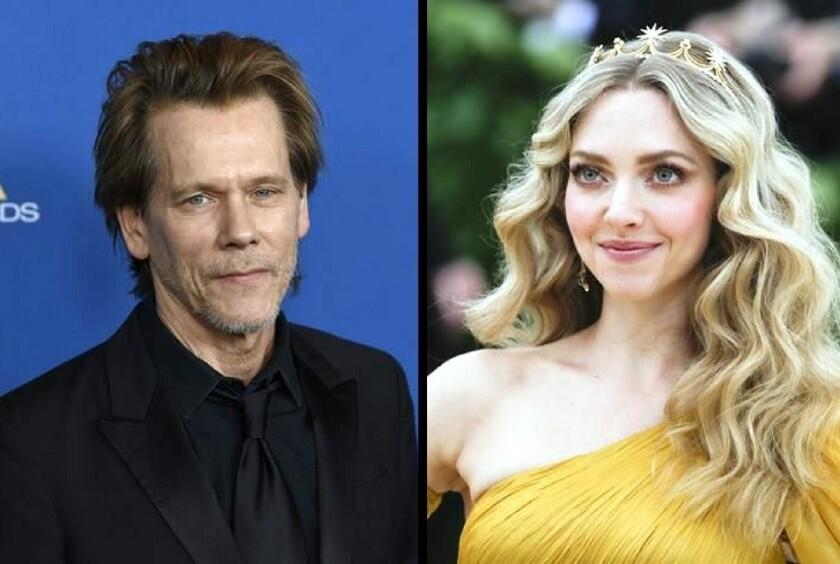 Amanda Seyfried y Kevin Bacon serán los protagonistas de esta esperada cinta.