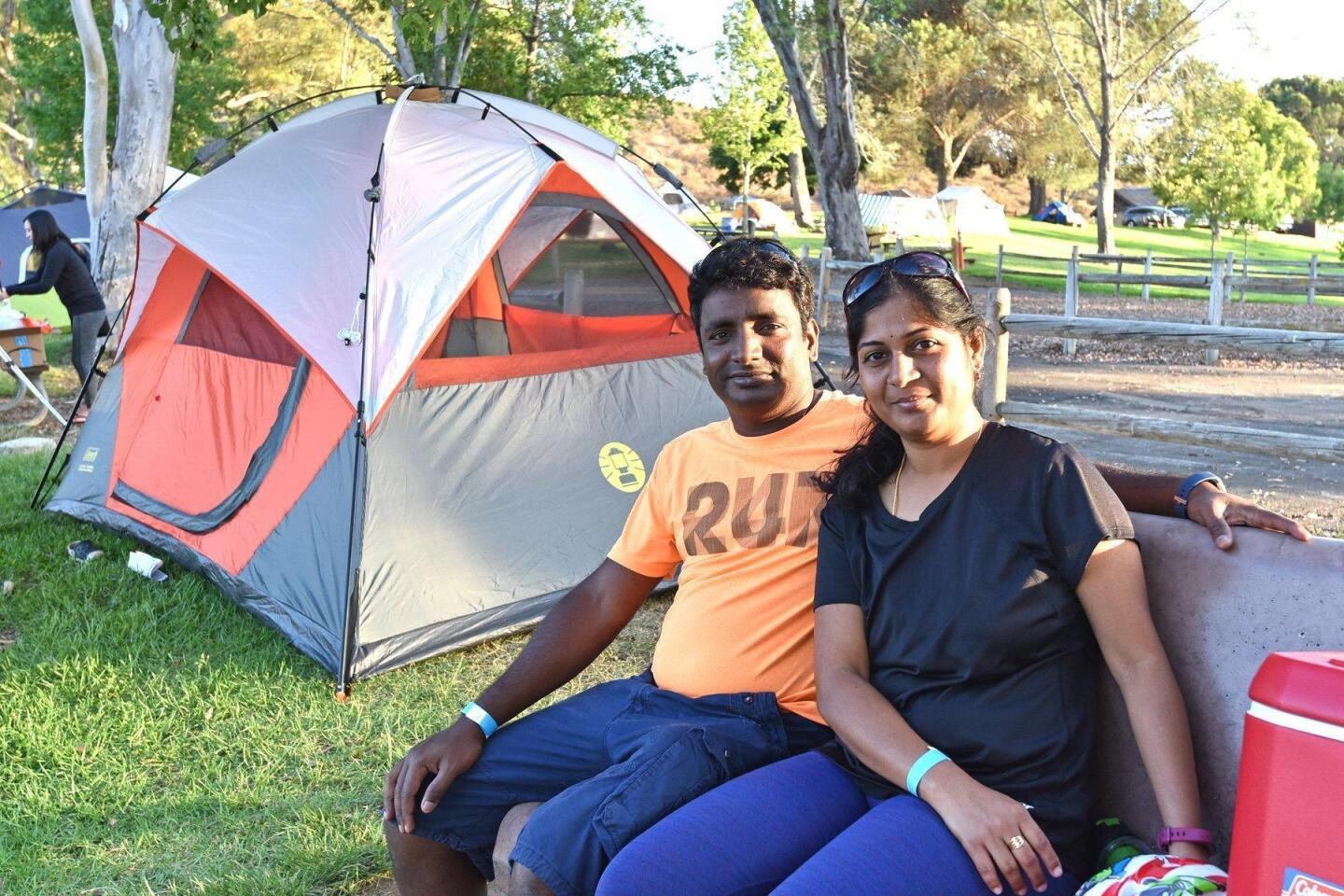 Poway Family Campout - 7/21-22/2018