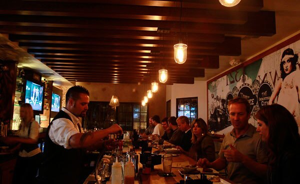 South Bay Restaurants Los Angeles Times