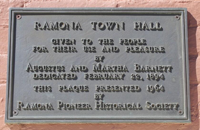 Historial society plaque.JPG