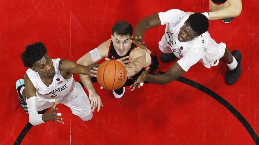 SDSU vs CSUN Basketball