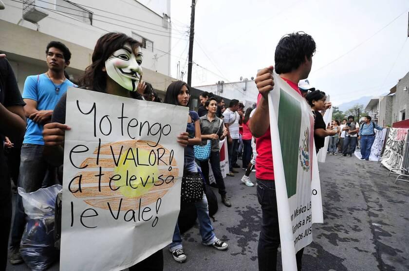 In Mexico, Yo Soy 132 ponders next step