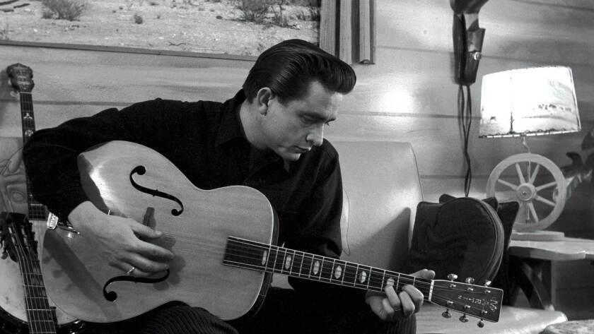 Johnny Cash in 1964.