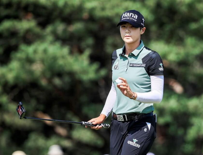 La surcoreana Park Sung-hyun logra su segundo grande