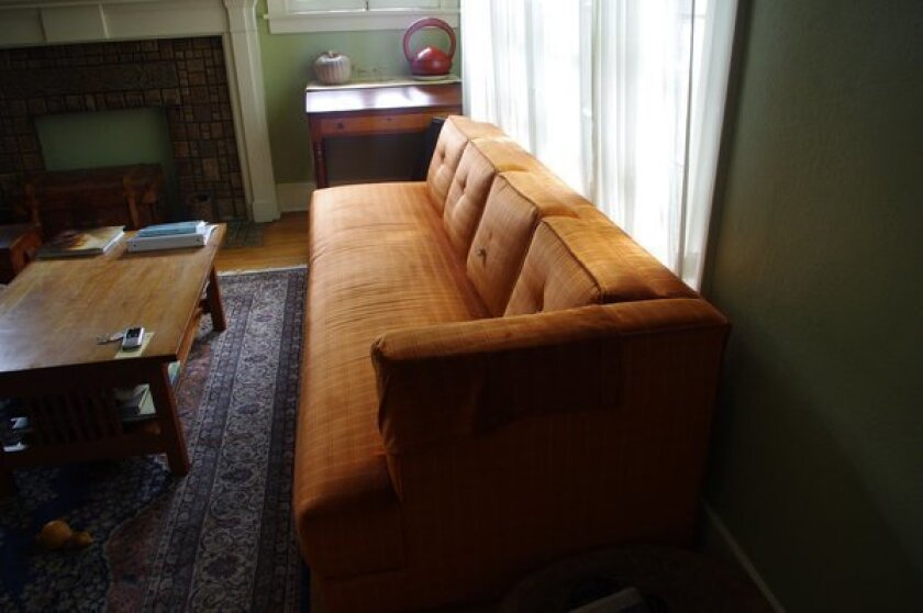 A new study has found that many old couches, from 1985 to 2010, may contain dangerous chemical flame retardants.