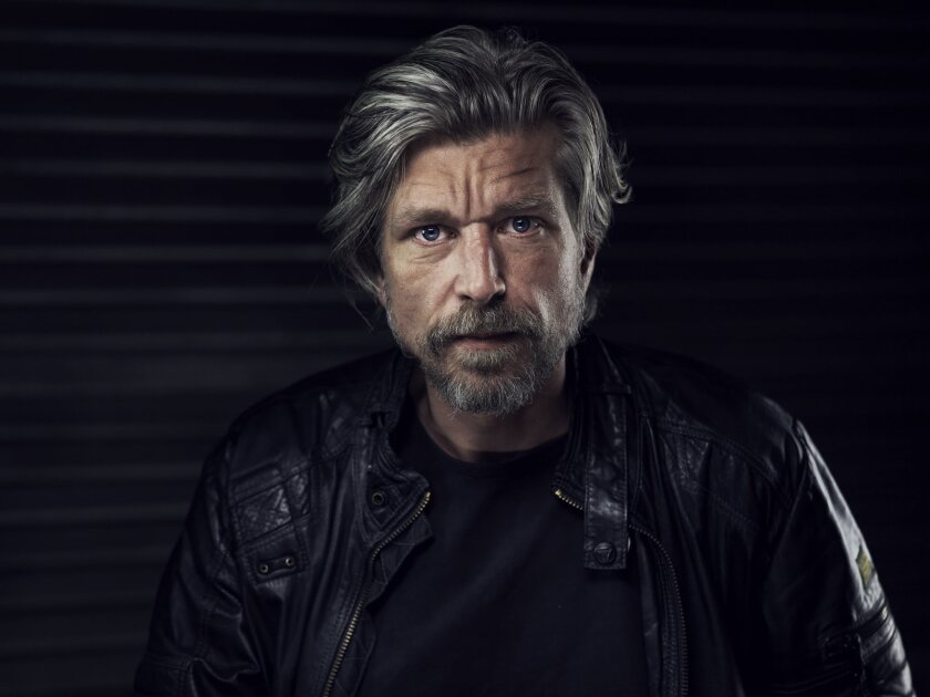 "Karl Ove Knausgaard, author of ""So much Longing in So Little Space: The Art of Edvard Munch."""