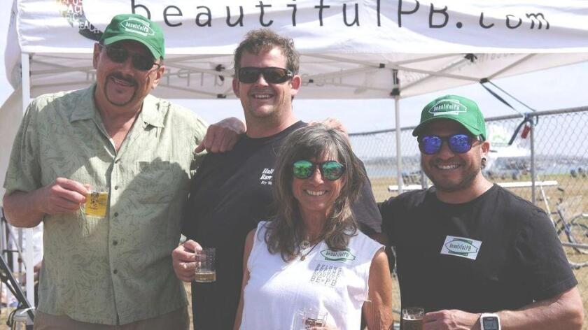 BIKES, BOARDS AND BREWS: Celebrate Pacific Beach culture with neighbors and friends at the 10th annual festival, 1-5 p.m., Saturday, April 20 at Crown Point Park, 3600 Corona Oriente Road. Afternoon includes local beer and food tastings, a bike show, art booths. Must be age 21 or older. Presented by Discover Pacific Beach, 1503 Garnet Ave. Tickets from $40. (858) 273-3303. pacificbeach.org