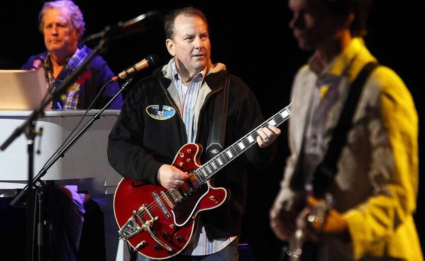 Jeffrey Foskett keeps the Beach Boys reunion in harmony