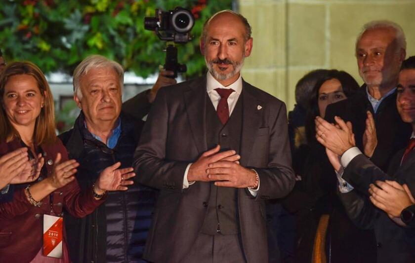 Aitor Elizegi se convierte en el 32? presidente del Athletic Club