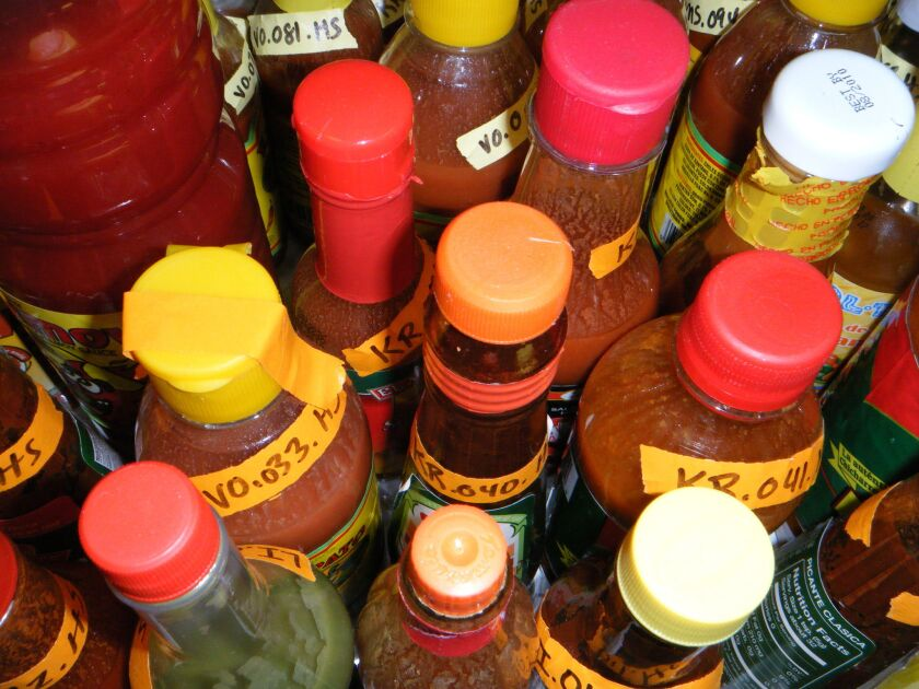 Researchers at the University of Nevada-Las Vegas studied various brands of hot sauce and found that many imported hot sauces sold in the U.S. contain dangerous levels of lead.