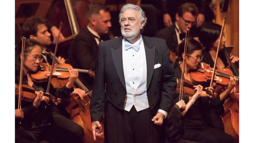Don Carlo in Concert, Starring Pl·cido Domingo.