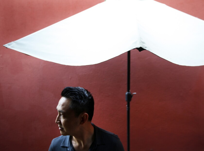 "Viet Thanh Nguyen won the Pulitzer Prize for his novel ""The Sympathizer."""