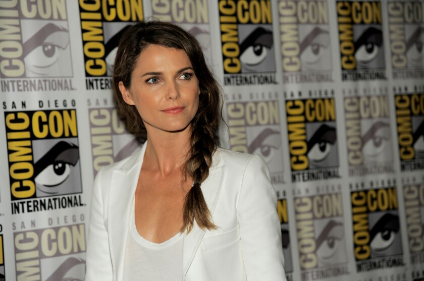 Keri Russell separates from husband Shane Deary