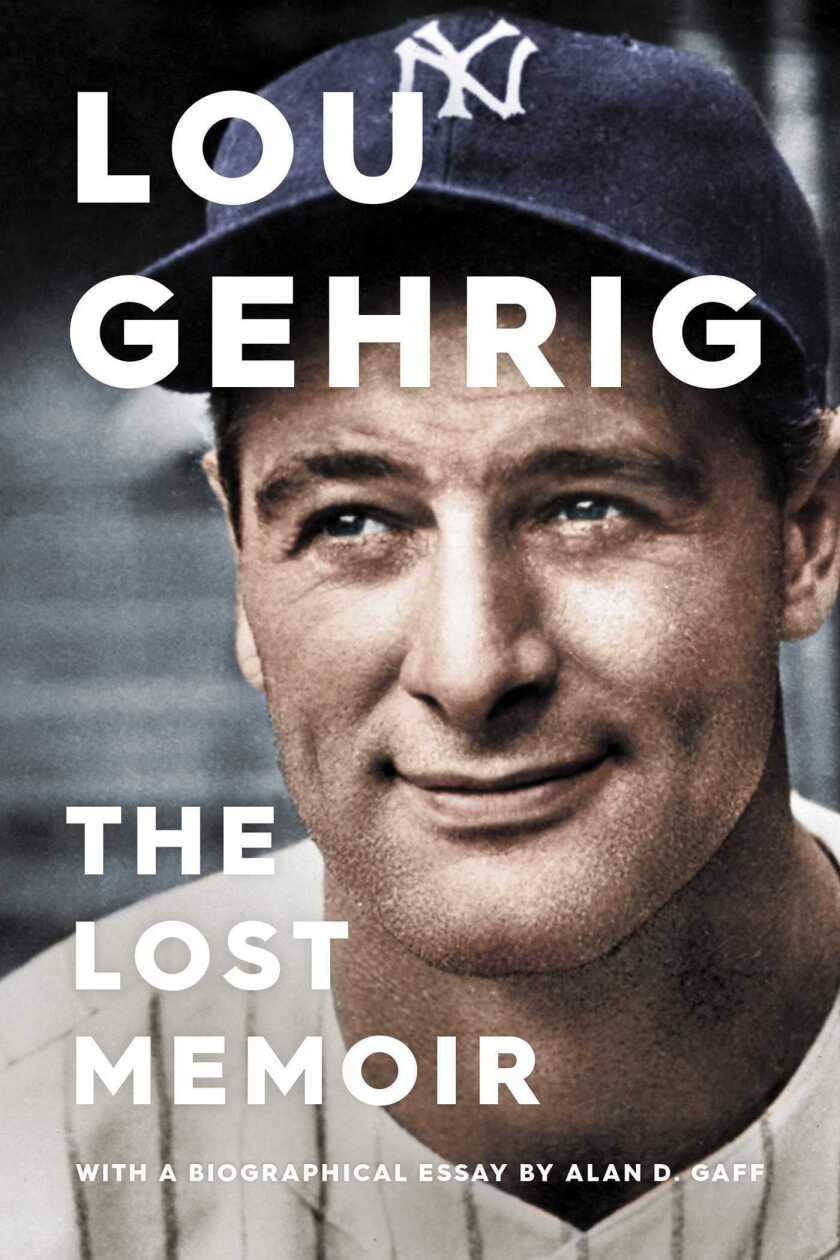 Book Review - Lou Gehrig