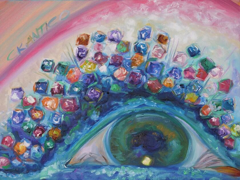 Super Vision Mutation by Concetta Antico.