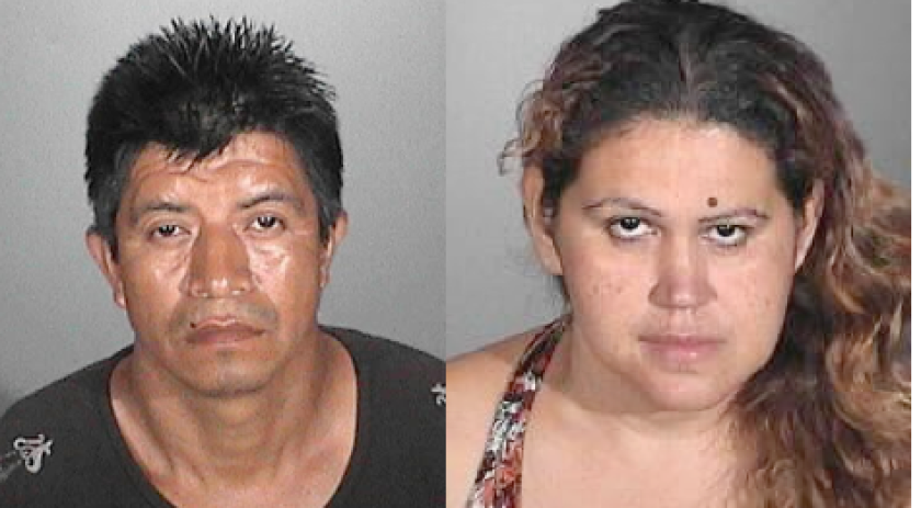 Julio Medina and Sandra Cartegena were arrested in connection with the death of their 14-month-old son.