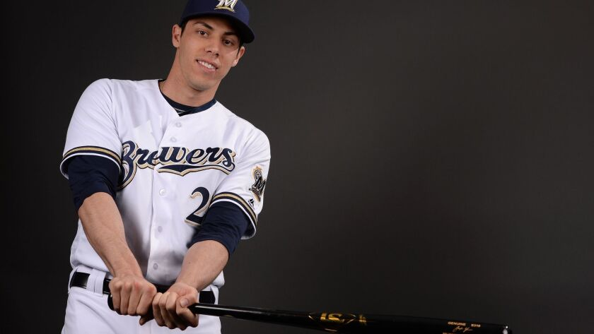 MLB: Milwaukee Brewers-Media Day