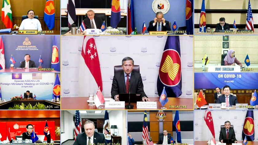 Singapore ASEAN