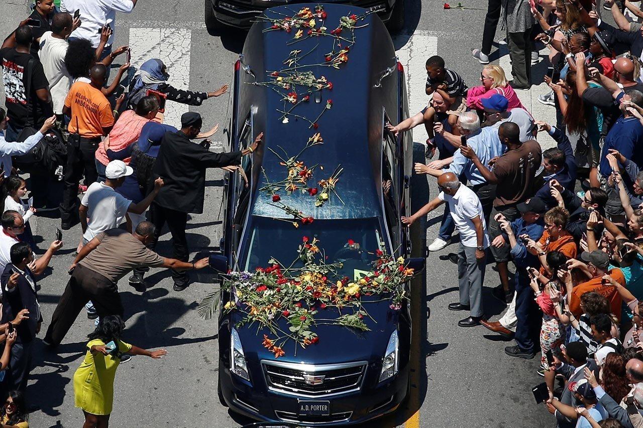 Top Photos: Muhammad Ali Remembered
