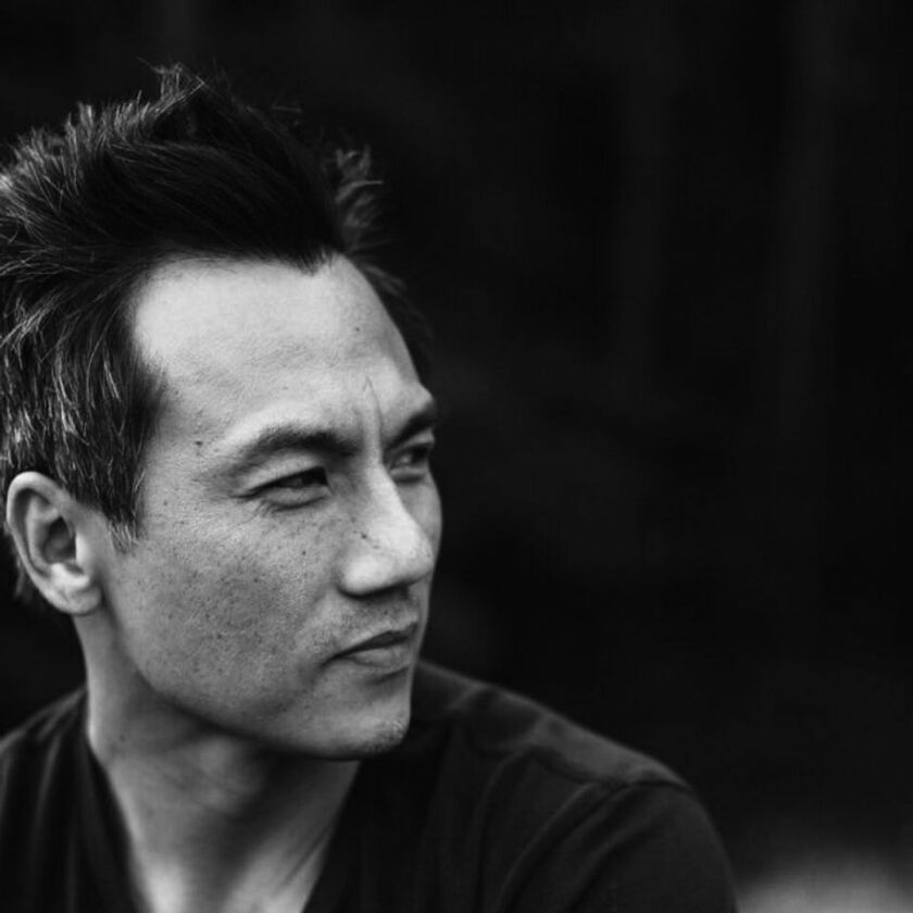 """John Kim, author of ?I Used to Be a Miserable F*ck: An Everyman?s Guide to a Meaningful Life."""""""