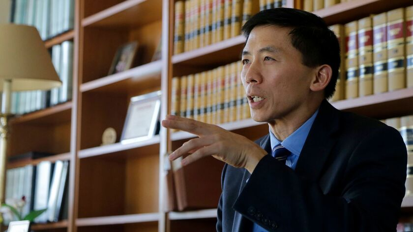 In a unanimous opinion written by Justice Goodwin Liu, the California Supreme Court says the state medical board can get patient prescription records without a warrant.