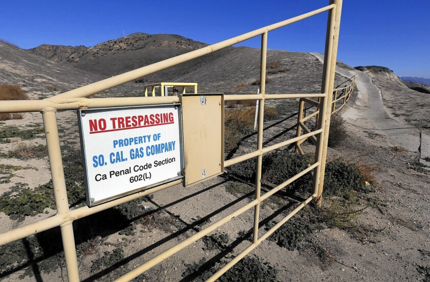 The damaged Aliso Canyon well, in the largest underground natural gas storage facility west of the Mississippi River, leaked about 95,000 tons of methane before being plugged in February.