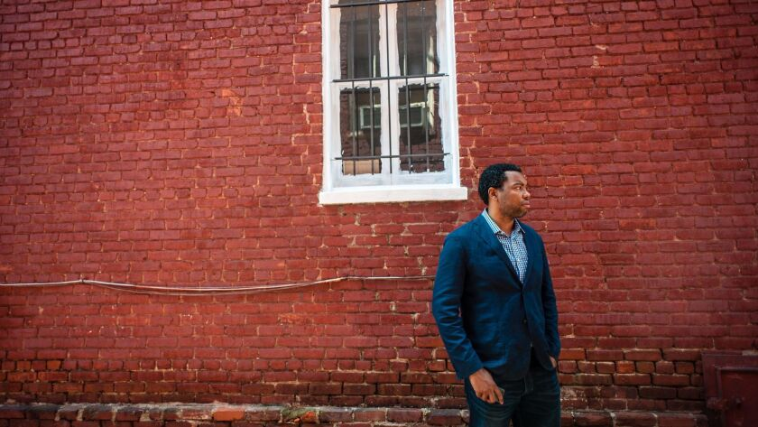 """Ta-Nehisi Coates. His new book is """"We Were Eight Years in Power."""""""