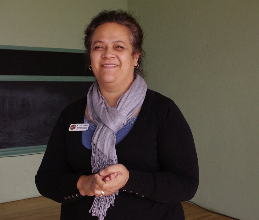 Maria Yanez