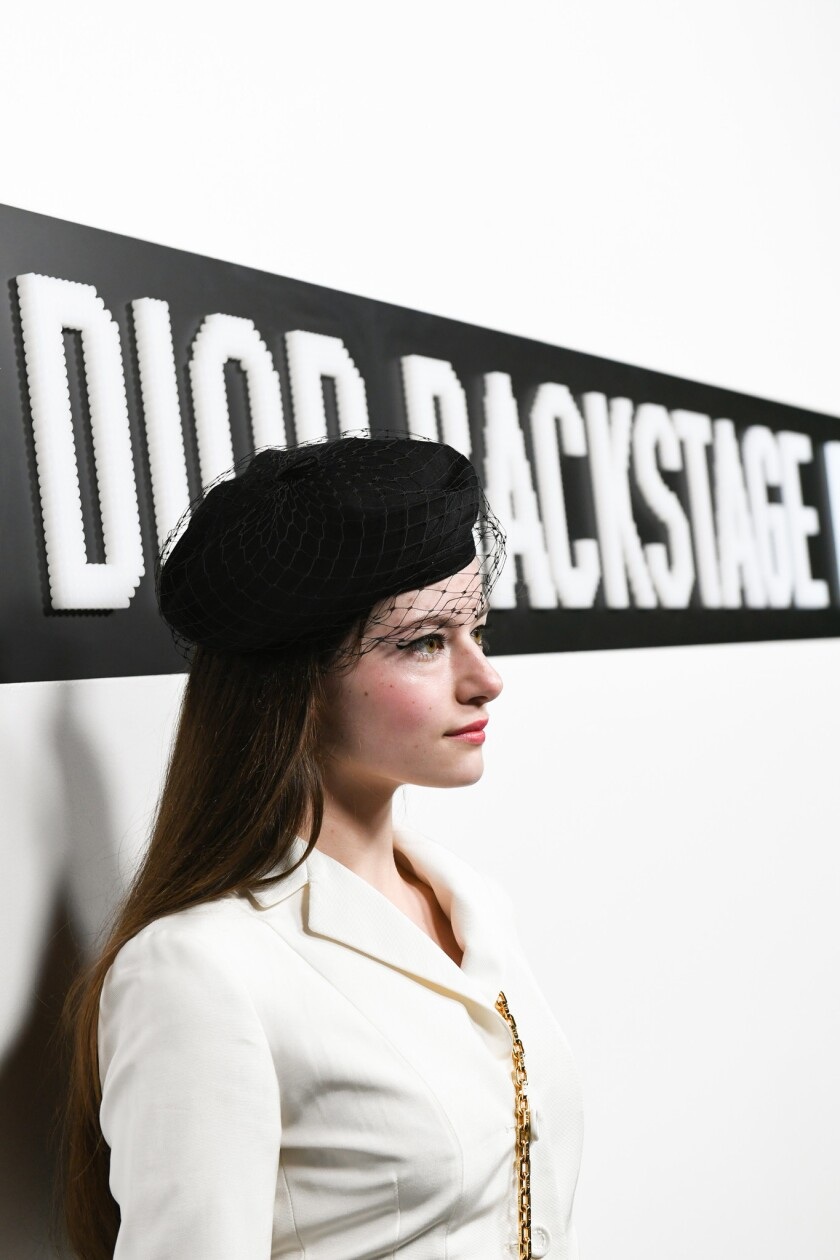 Dior Backstage Event: Hosted by Bella Hadid and Peter Philips