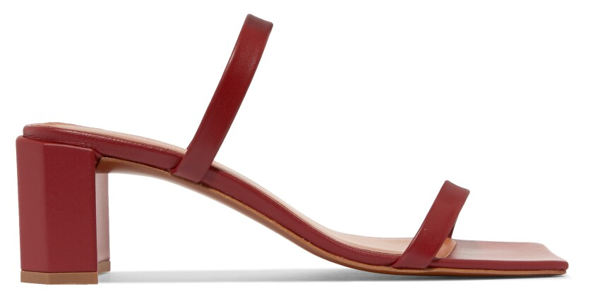 Square toe sandal from By Far