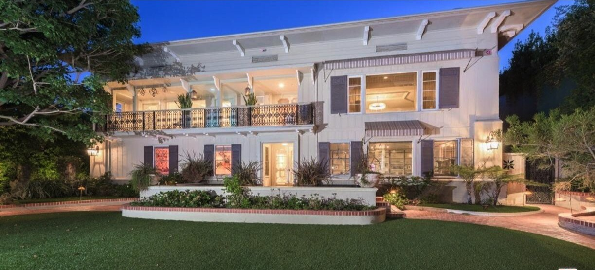 Ron Fair's Brentwood home | Hot Property
