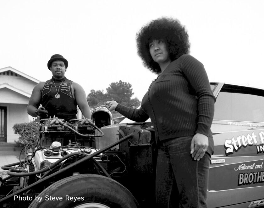 Big Willie Robinson and Tomiko Robinson