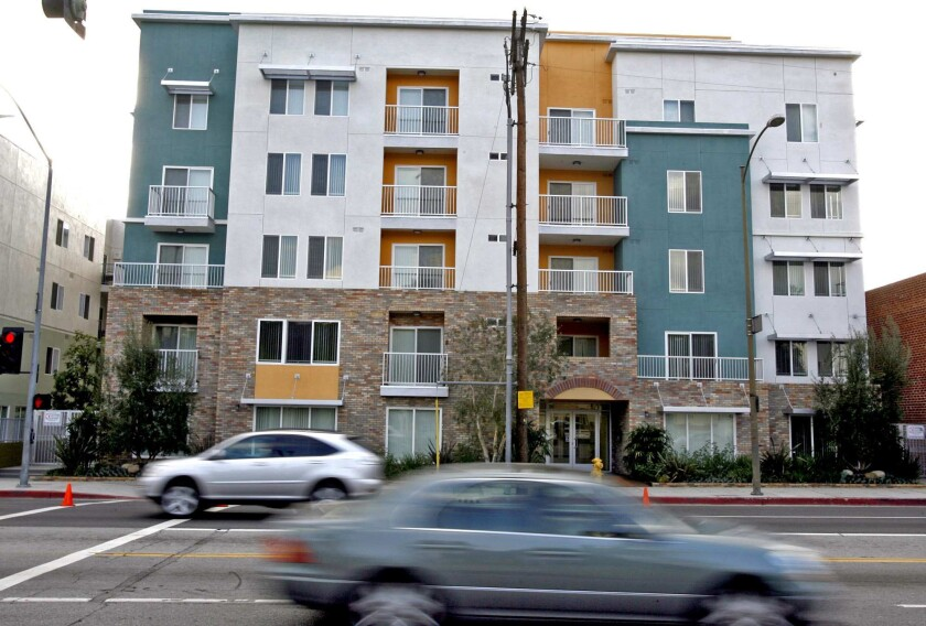 A federal grand jury has indicted four employees of developer Advanced Development and Investment Inc. on fraud charges. The company has built low-income apartment projects across Southern California, including Vassar City Lights in Glendale.