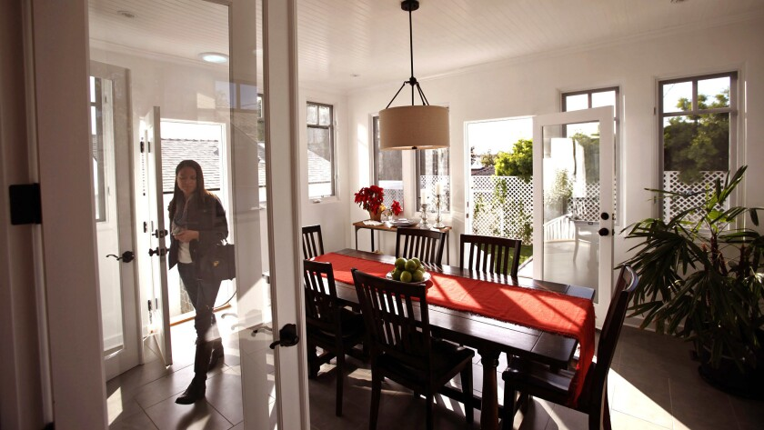 Hot Property | Westside's Silicon Beach leads the latest surge in home sales growth in L.A.