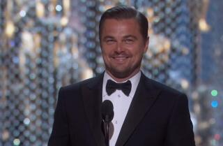 Leonardo DiCaprio finally wins an Oscar! His journey to nabbing the coveted award