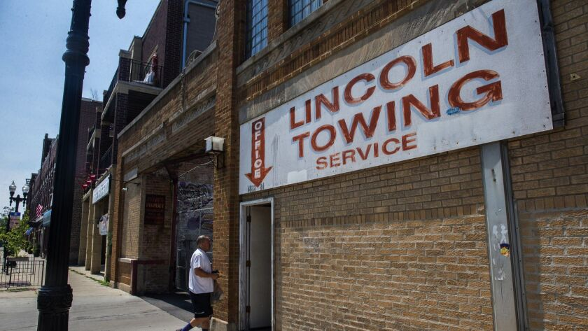Lincoln Towing was shut down Sept. 12, 2018, by the Illinois Commerce Commission.