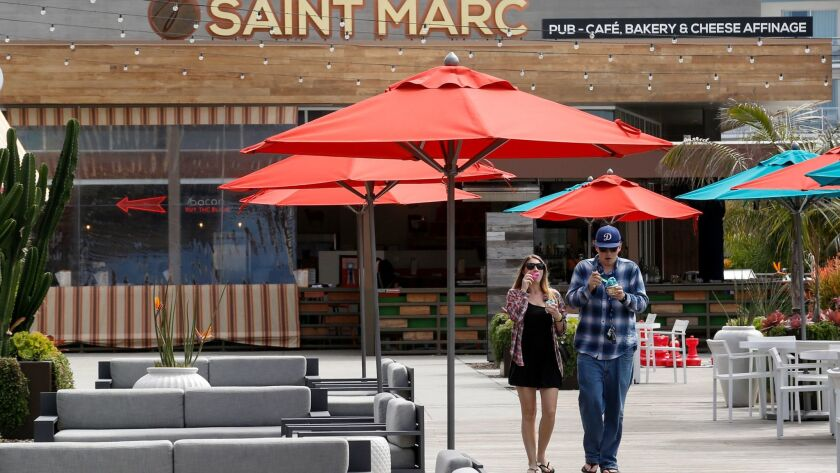 """A waiter at Saint Marc, a Huntington Beach restaurant in the Pacific City complex, allegedly asked a patron to """"show proof of residency."""" The waiter has been fired, and the restaurant has offered an apology to the customer."""