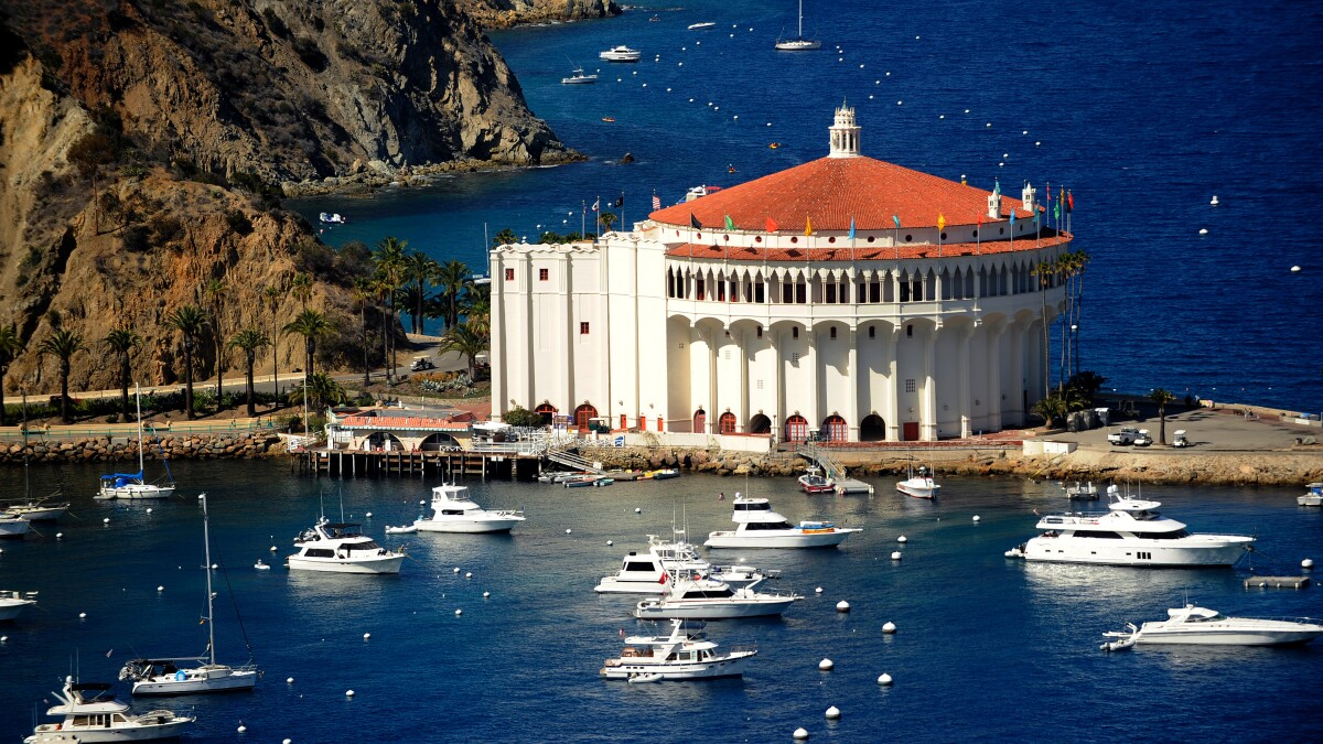 This Theater Has Attracted Film Stars And Catalina Island