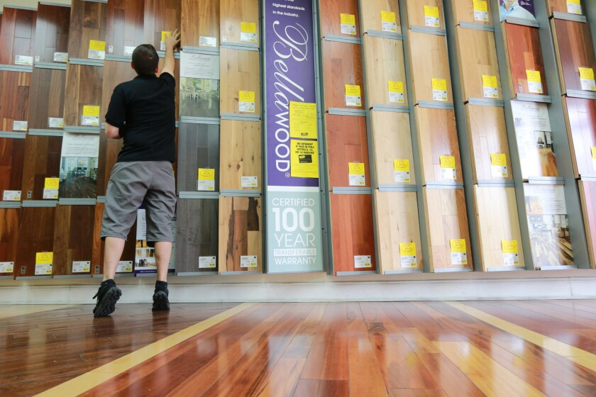 Lumber Liquidators has pleaded guilty to environmental crimes related to importing flooring manufactured in China from timber illegally logged in eastern Russia.