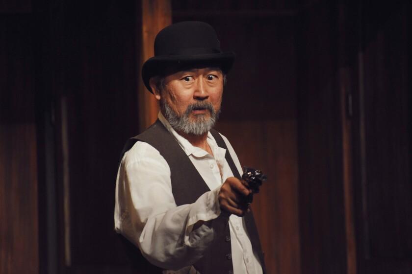 "Gedde Watanabe in ""Assassins"""