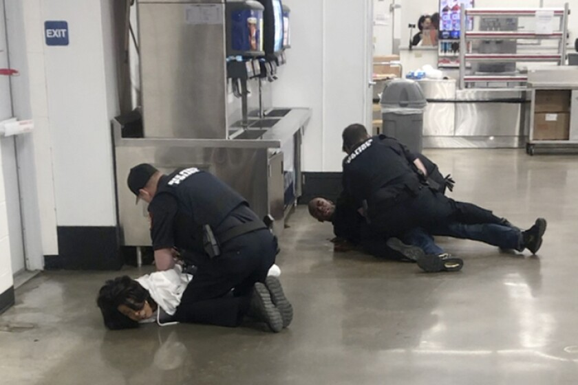 Police Lawsuit Missouri